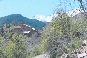 Castellnou d'Avellanos   1514 m