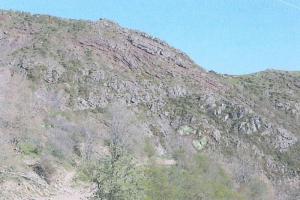 El Coll d'Oli (1580 m) és el pas estratègic de comunicació entre la Vall Fosca ila Vall de Manyanet.